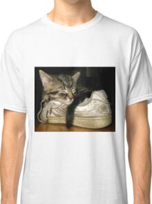 If the shoe fits.... Classic T-Shirt