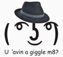 U 'avin a giggle m8? Kids Clothes