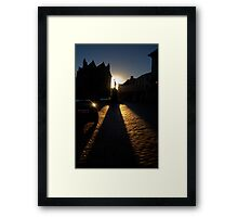 Remembrance of Truro Framed Print