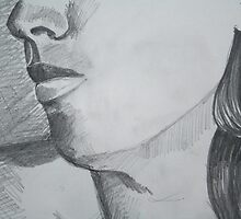 Sketch by Mandy Kerr