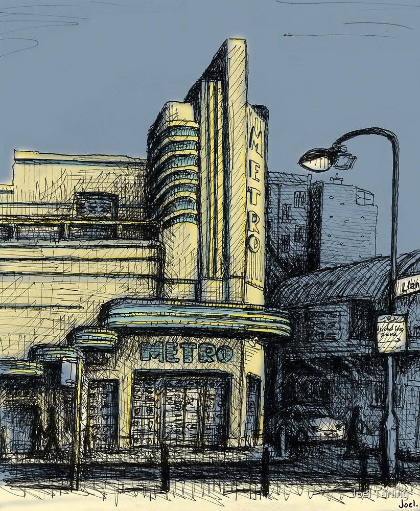 The Metro (Minerva) Theatre, Potts Point by Joel Tarling
