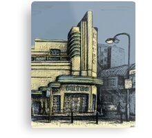 The Metro (Minerva) Theatre, Potts Point Metal Print