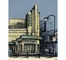 The Metro (Minerva) Theatre, Potts Point Photographic Print
