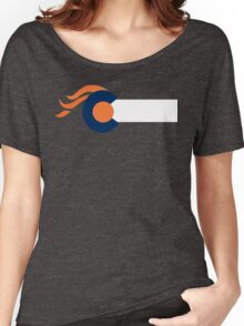 Colorado Bronco Women's Relaxed Fit T-Shirt