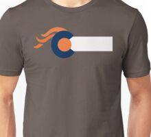 Colorado Bronco Unisex T-Shirt