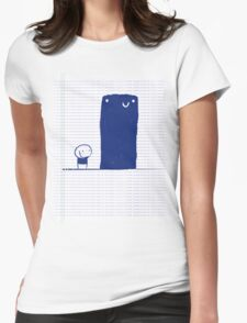 Paper Cakes Womens Fitted T-Shirt