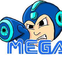 Mega by Dan Morrow