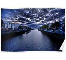 Heavens over Dublin Poster