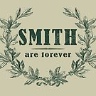 SURNAME - SMITH by MEDIACORPSE