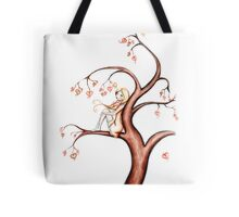 Just Another Autumn Day Tote Bag