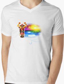 One Piece - Chopper Mens V-Neck T-Shirt