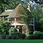 Summerhouse at Shuttleworth by Ian Salter