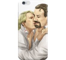 Fivey and The Master iPhone Case/Skin