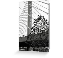 This is our bridge Greeting Card