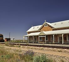 Historic Station by Terry Everson