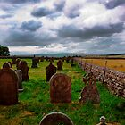 The old Cemetery by James Elkington