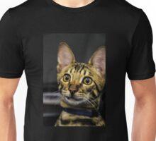 Plane Passenger Portrait T-Shirt