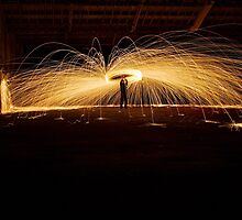 Light Painting #3 by Melissa Dickson