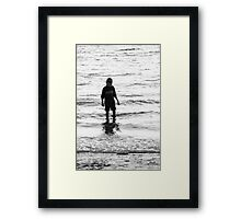 Lost ... Framed Print