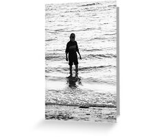 Lost ... Greeting Card