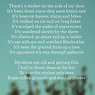 Postcard Poem #6 - Purplecactus by postcardpoetry