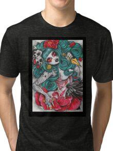 reborn from pain Tri-blend T-Shirt