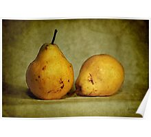 dos pear Poster