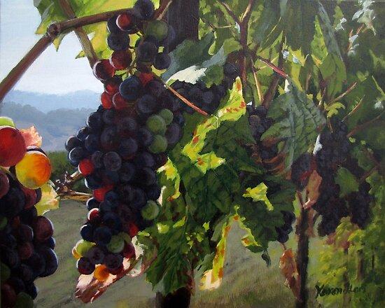 Almost Harvest by Karen Ilari