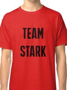 Civil War: Team Stark Classic T-Shirt