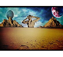 Desert Colossal  Photographic Print