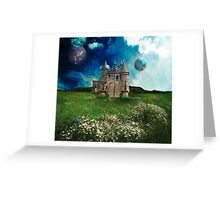 Tranquil Domain Greeting Card