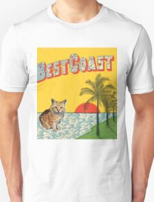 Best Coast (crazy for u cover) Unisex T-Shirt