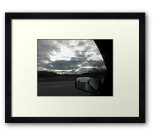 The Sons Rays Framed Print