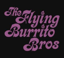 Flying Burrito Brothers Shirt One Piece - Long Sleeve