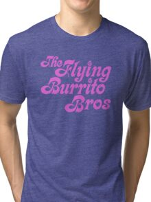 Flying Burrito Brothers Shirt Tri-blend T-Shirt
