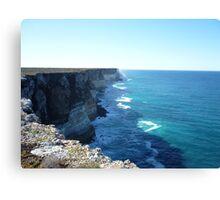 Cliffs (2) Canvas Print