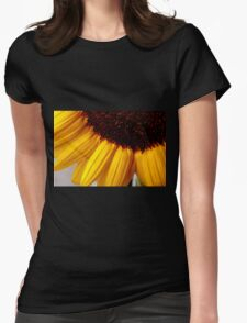 sunflower unveiled Womens Fitted T-Shirt