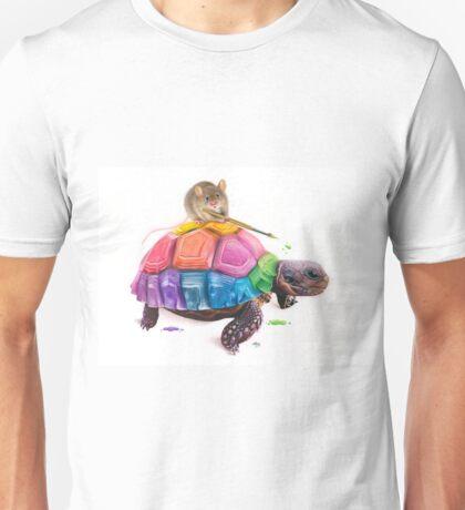 Monet's Makeover #1 Unisex T-Shirt