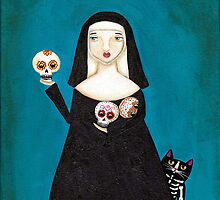 Sister Ann's Skulls by Ryan Conners