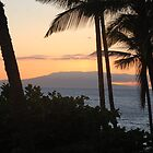 Pink Sunset on Maui by markrt