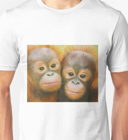 Rocky and Rickina Unisex T-Shirt