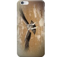 Incoming!! iPhone Case/Skin