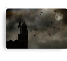 All Hallows Eve II Canvas Print