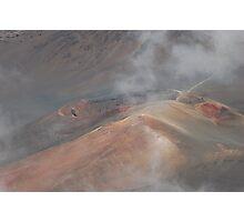 Haleakala Crater on Maui Photographic Print