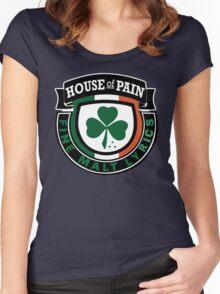 House of Pain Irish Version Women's Fitted Scoop T-Shirt