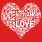 I HEART LOVE by TheLoveShop