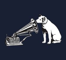 His Masters Voice Kids Tee