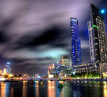 Melbourne by astroimages