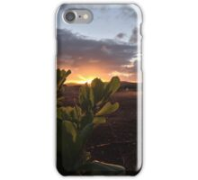 Lingering Glow iPhone Case/Skin