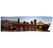 Story Bridge - Brisbane Poster